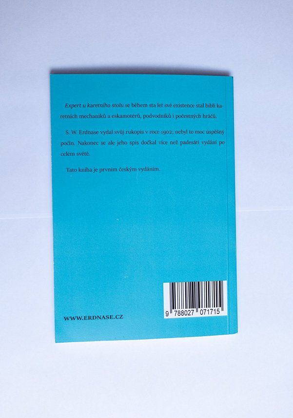 Expert u karetního stolu - český překlad Karel Goldmann