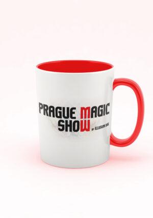 hrnek Prague Magic Show